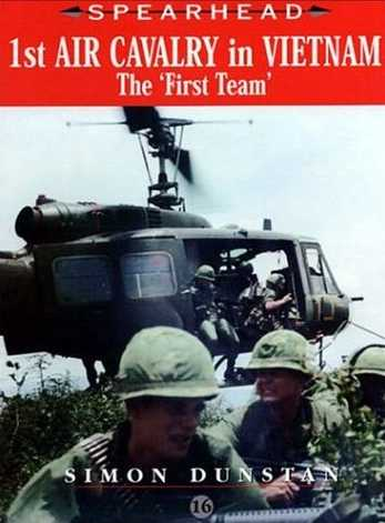 1st Air Cavalry in Vietnam: the First Team