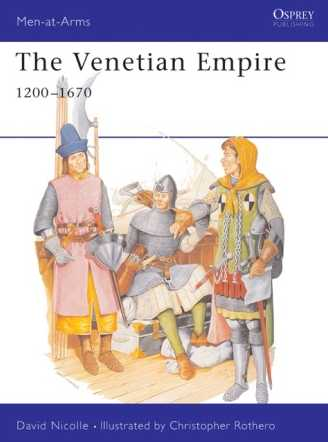 The Venetian Empire, 1200-1670