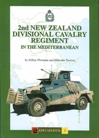2nd New Zealand Divisional Cavalry Regiment in the Mediterranean