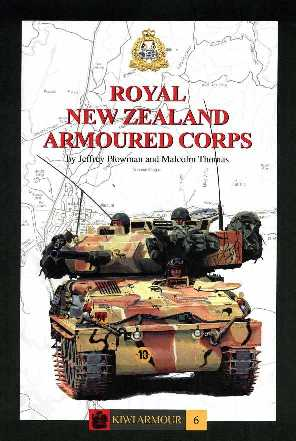 Royal New Zealand Armoured Corps