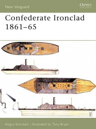Confederate Ironclad 1861-65