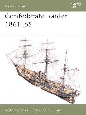 Confederate Raider 1861-65