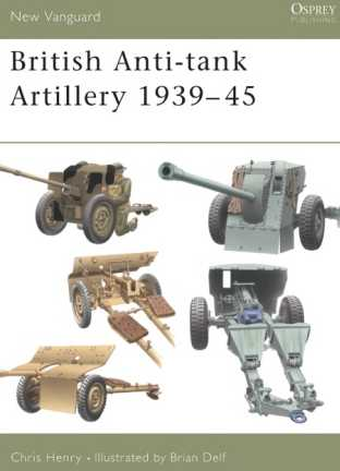 British Anti-Tank Artillery 1939-1945