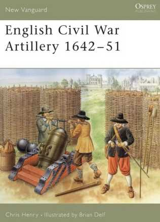 English Civil War Artillery, 1642-1651