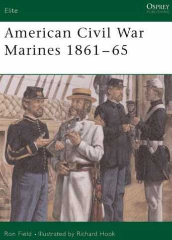 American Civil War Marines, 1861-65