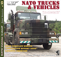 "NATO Trucks & Vehicles in Detail: NATO Vehicles During ""Collective Effort 2004"" Logistic Exercise"