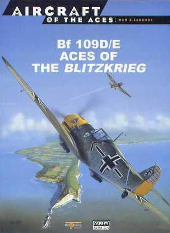 Bf 109D/E Aces of the Blitzkrieg