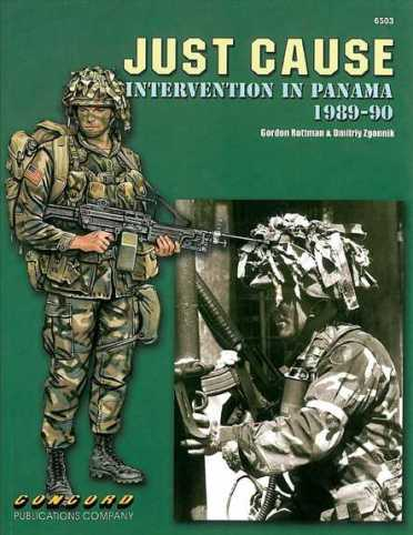 Just Cause: Intervention in Panama 1989-90