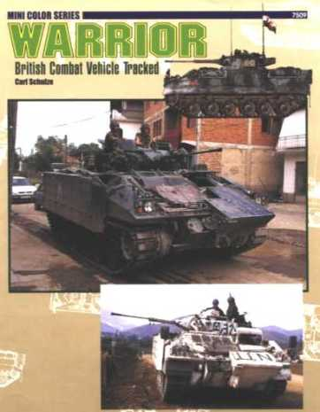Warrior: British Combat Tracked Vehicle