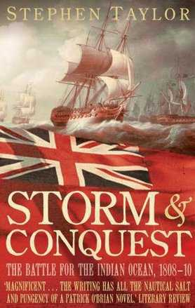 Storm & Conquest: The Battle for the Indian Ocean, 1809