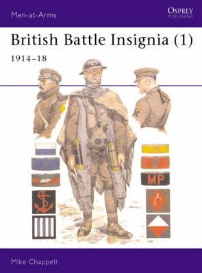 British Battle Insignia (1) 1914-18