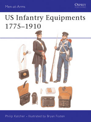 US Infantry Equipments 1775-1910