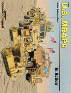 U.S. MRAPs in Action