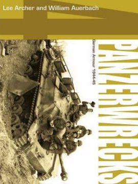 Panzerwrecks 4: German Armour 1944-45