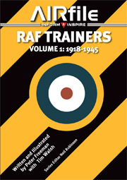RAF Trainers Volume 1: 1918-1945