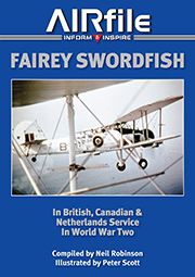 Fairey Swordfish in British, Canadian & Netherlands Service in World War Two
