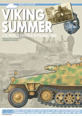 Viking Summer: 5.SS-Panzer-Division in Poland 1944