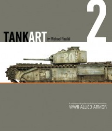 Tank Art 2: WWII Allied Armor