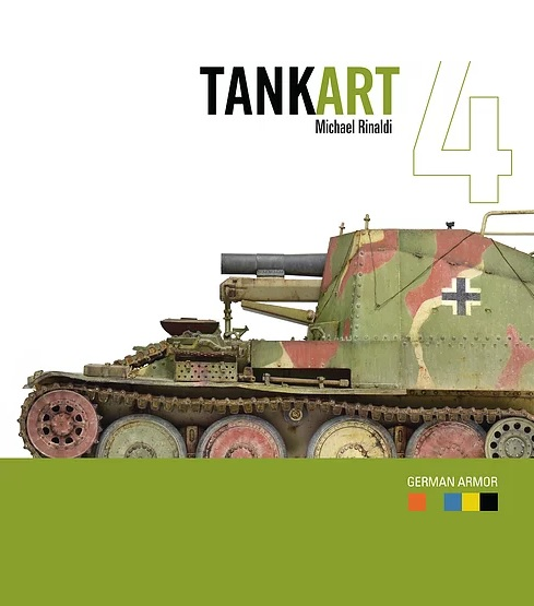 Tank Art 4: (2nd Edition) German Armor
