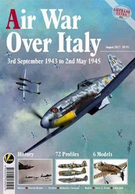 Air War Over Italy - 3rd September 1943 to 2nd May 1945