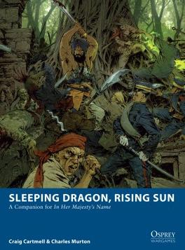 In Her Majesty's Name Companion - Sleeping Dragon, Rising Sun