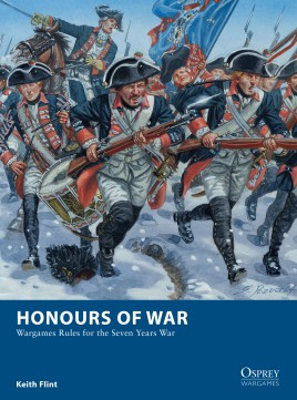 Honors of War - Wargame Rules for the Seven Years War