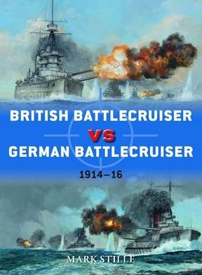 British Battlecruiser Vs German Battlecruiser: 1914-16