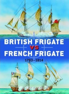 British Frigate Vs French Frigate: 1793-1814