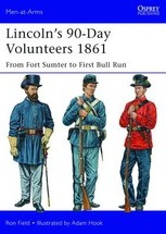 Lincoln's 90-day Volunteers, 1861: From Fort Sumter to First Bull Run