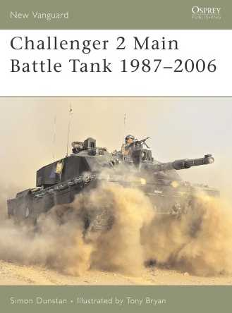 Challenger 2 Main Battle Tank 1987-2006