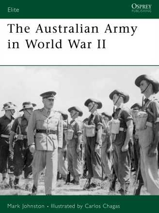 The Australian Army in World War II