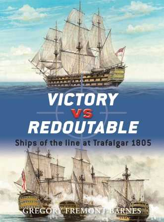 Victory vs Redoutable: Ships of the line at Trafalgar 1805