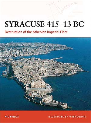 Syracuse 415-413 BC: Destruction of the Athenian Imperial Fleet