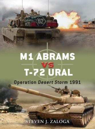 M1 Abrams vs T-72 Ural: Operation Desert Storm 1991