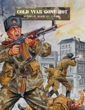 Force on Force Companion 4: Cold War Gone Hot - World War III 1986