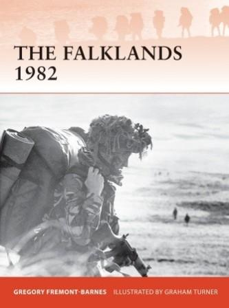 The Falklands 1982: Ground operations in the South Atlantic