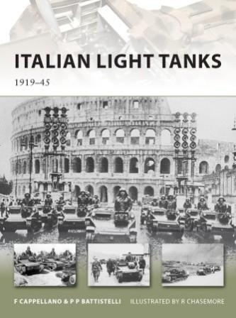 Italian Light Tanks 1919-45