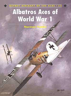 Albatros Aces of World War 1 Part 1