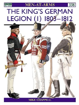 The King's German Legion (1) 1803-12
