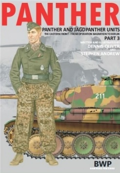 Panther and Jagdpanther Units in the East: Bagration to Berlin Vol.3
