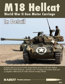 M18 Hellcat World War II Gun Motor Carriage in Detail