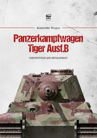 Panzerkampfwagen Tiger Ausf.B - Construction and Development