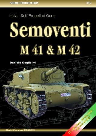 Italian Self-Propelled Guns Semoventi M 41 & M 42