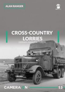 Cross-Country Lorries - German Manufacturers