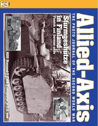 Allied-Axis - The Photo Journal of the Second World War: Issue 32