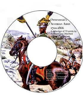 The Austrian Army 1700-1866 by Ottenfeld