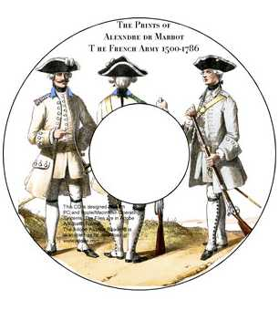 Marbot's French Army 1500-1786