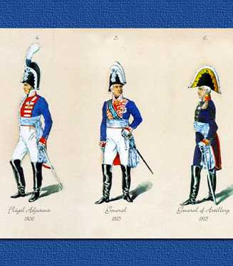 The Bavarian Army 1800-1873