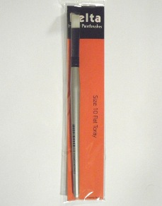 Toray Flat Hobby Paint Brush – size 10