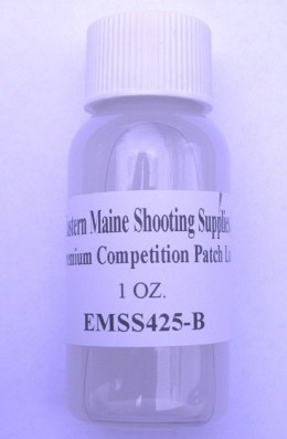Premium Competition Patch Lube for Black Powder Shooting - 1oz bottle